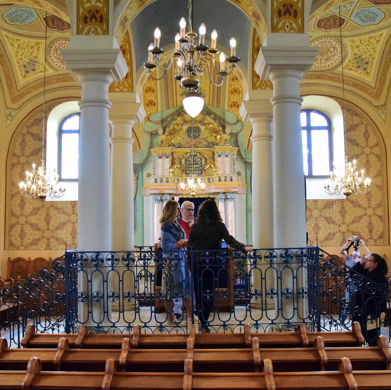 A szépséges őszi Zemplénben kalandozik a Partitúra